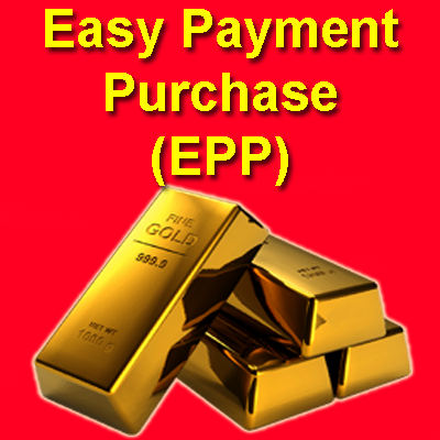 Pembelian Emas Secara 'Easy Payment Purchase' (EPP) Public Gold